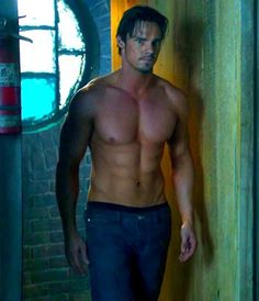 Jay Ryan--Beauty and the Beast.