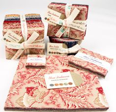 Rue Indienne by French General in stores now. Cotton prints and linens. @modafabrics