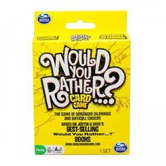 Would You Rather? Card Game