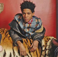 King Jean Michel Basquiat