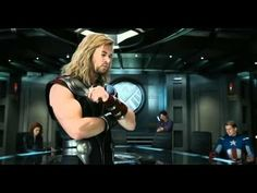 """Marvel's The Avengers- Trailer (OFFICIAL)    Watch the first trailer for """"Marvel's The Avengers"""", in theaters May 4, 2012."""