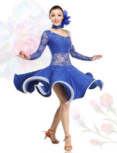 Latin Ballroom Tango Dance Dancewear Paty Diamond  Dress Skirt M, L, XL.3 Colors