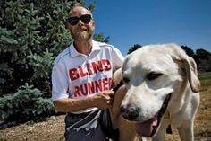 A Blind Runner and His Amazing Guide Dog | The Bark