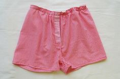How to Make Boxer Shorts   Sew Mama Sew   full tutorial with instructions.