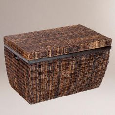 toy storage??     Madras Storage Trunk