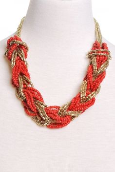 The Hunt for Red October Necklace