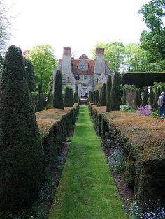 Garsington Manor, Oxfordshire