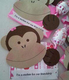 Valentine monkey :)