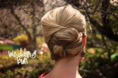 wedding bun