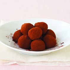 Artisan Caramel Bonbons from Chocolate Bliss by Susie Norris