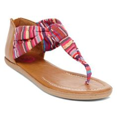 K9 by Rocket Dog® Safari T-Strap Sandals  found at @JCPenney