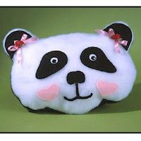 As you learn about the Panda Habitat, make this Panda Pajama Pillow to remind you of what you learned. More Wild Animal Crafts at www.freekidscrafts.com