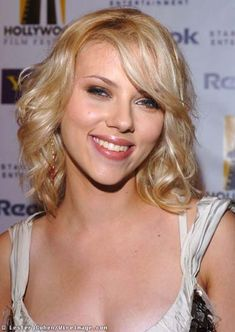 Scarlett Johanson.