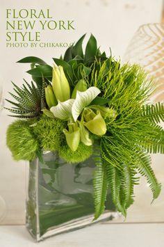 Fresh Flower Arrangement #57