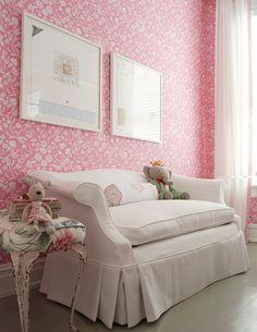 girl room, pouf, seat, bedroom