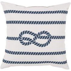 Odysseus Pillow in Ivory at Joss & Main