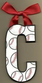 For my baseball boy!!