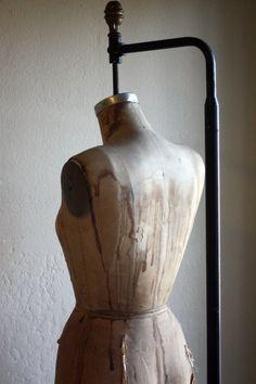 Wolf Dress Form