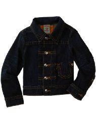 True Religion Boys Kyle Pony Express Denim Jacket