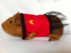 Lady Star Trek Guinea Pig Costume by GuineaPigGeekery on Etsy