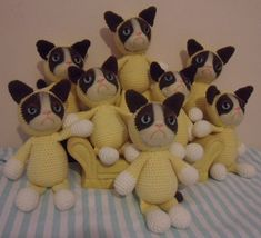 Grumpy Cat Dolls