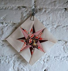 Foundation Paper-Pieced Star