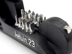 Kelvin 23 Urban Multi Tool: All in one Screwdriver, Hammer, Level, Tape Measure and Light