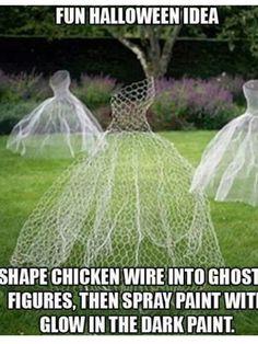 Creepy Halloween idea