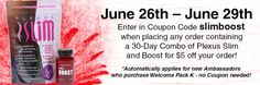 #Plexus #coupon #moneysaving #weightloss What do you have to lose?