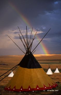 Logepole Gallery & Tipi Village in Northwestern Montana