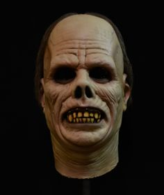 Phantom of the Opera Lon Chaney Officially Licensed Halloween Mask. I am so proud to now be able to present to you the Officially licensed Phantom of the Opera - Lon Chaney Halloween Mask!  $75.00 free U.S. Shipping.