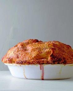 Sky-High Apple-Cranberry Pie Recipe