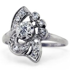 The Clematis Ring #BrilliantEarth