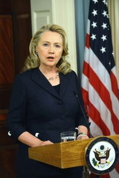 Famous Speech Friday: Hillary Clinton's statement on 9/11 killing of Americans in Libya. Click through for video and tips on what you can learn from this famous speech.