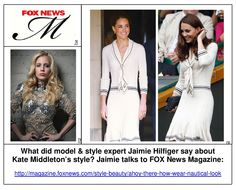 Jaimie Hilfiger Fox News Magazine