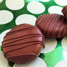 Making these later today--->Thin Mint Cookies Allrecipes.com