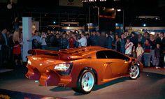 Pictures of decently Modified cars - PistonHeads Lamborghini Coatl