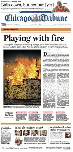 chicago tribune memorial day massacre