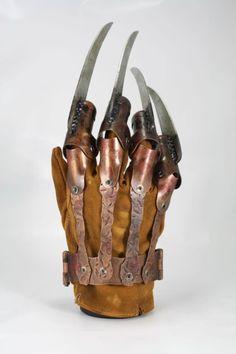 Nightmare on Elm Street - Freddy Krueger Prop Replica Glove - Brand New | eBay