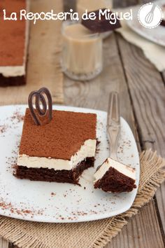 Brownie Mousse de Baileys