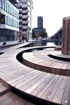 The Islands in Ørestad, Copenhagen. #ORT #urban #architecture #allgoodthings #danish spotted by @missdesignsays