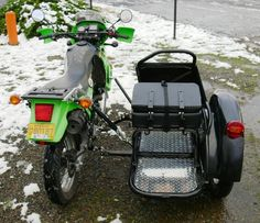 DMC Sidecar for KLR 650