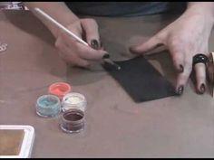▶ Dyan Reaveley Demos Perfect Pearls at CHA - YouTube