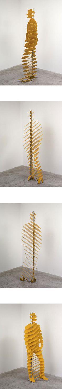 Blind Sculpture Jordan