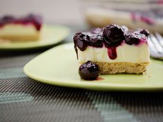Blueberry Delight Recipe : Food Network - FoodNetwork.com