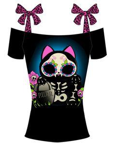 Skelanimals shirt...love it!
