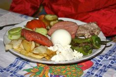 I miss Albanian food :(