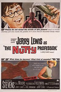 The Nutty Professor - 9.14.14 and 9.17.14