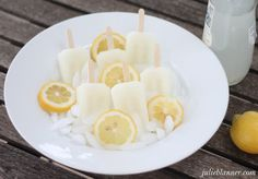 Popsicle party! Popsicles are a refreshing & beautiful way to celebrate summer
