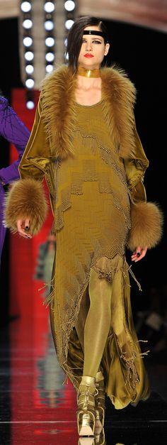 ✜ Jean Paul Gaultier Winter 2012 Paris ✜ http://www.entodatu.com/2012/07/galeria-de-jean-paul-gaultier.html